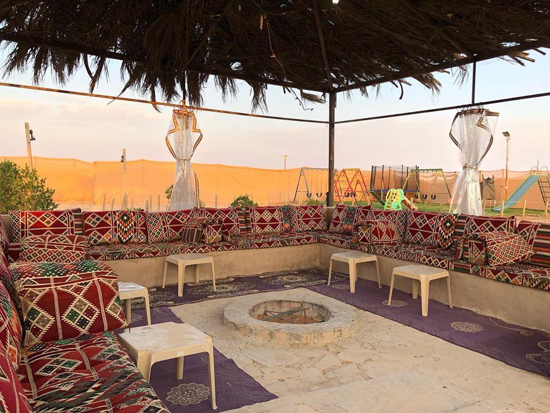 مخيم الغروب