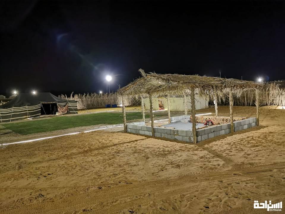 مخيمات ألماسة