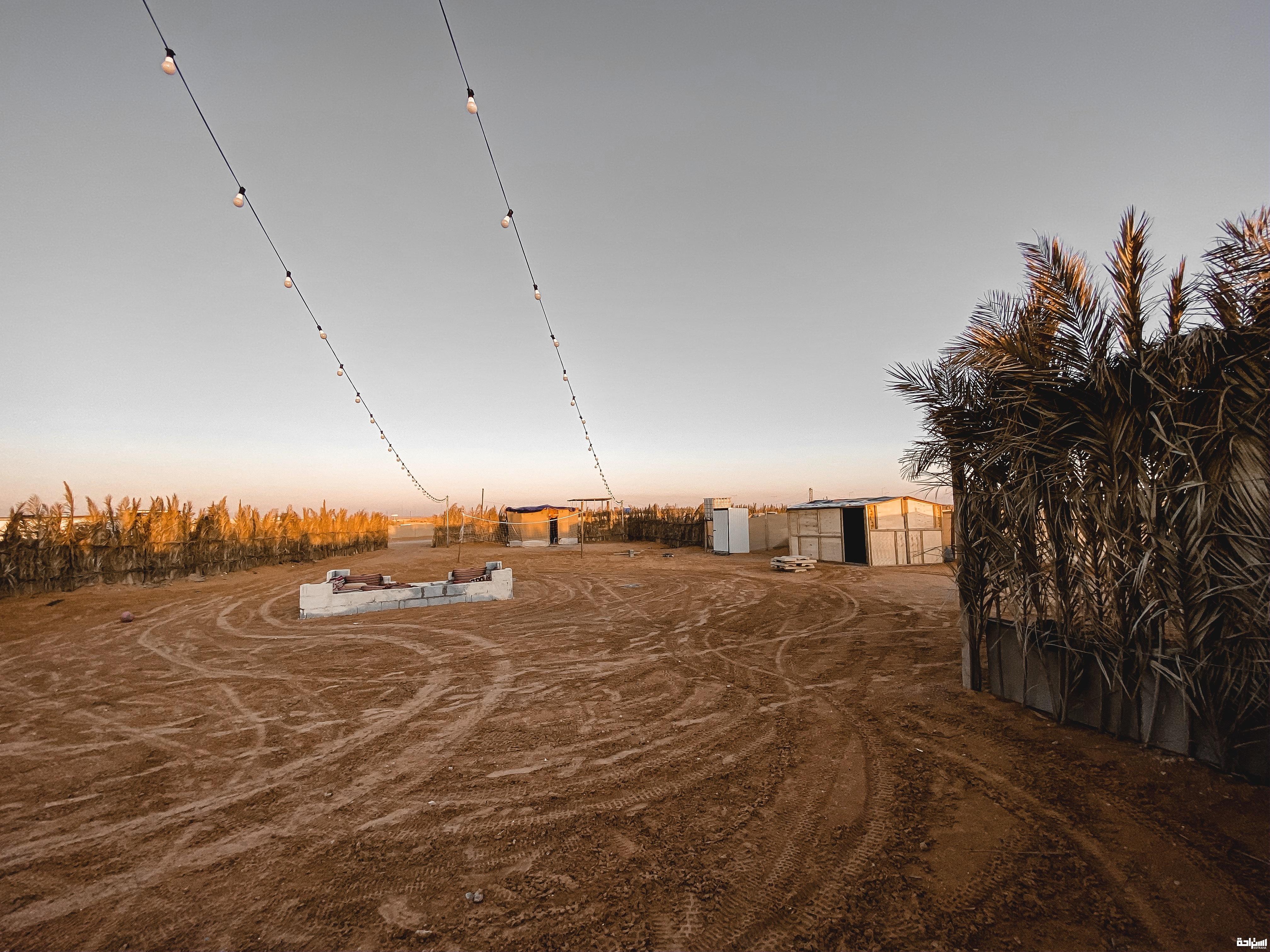 مخيم زاهية 2