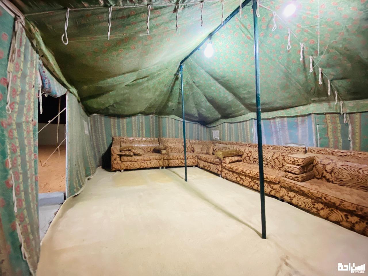 مخيم زاهية