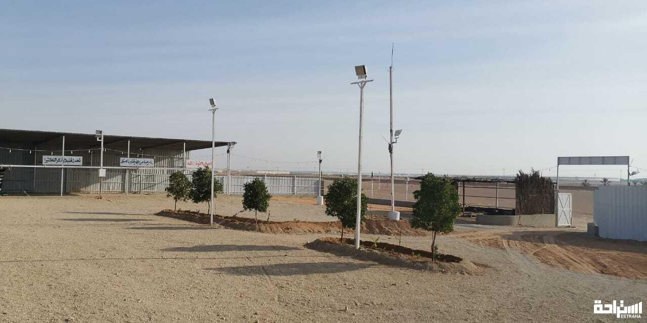 مخيم جبل ابو ولد